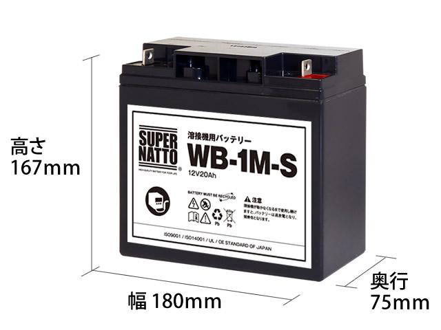 WB-1M-S画像1